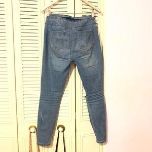 Fashion Nova Jeans - Fashion nova Caitlin high rise distressed jeans